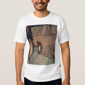 St. Christopher'S Details By Hieronymus Bosch (Bes Tshirts