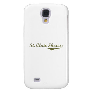 St. Clair Shores  Revolution t shirts Samsung Galaxy S4 Covers