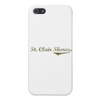 St. Clair Shores  Revolution t shirts Cover For iPhone 5