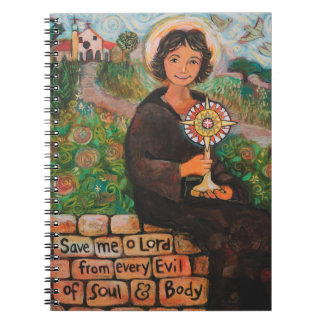 St. Clare of Assisi Notebook