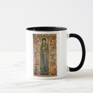St. Clare with Scenes from her Life Mug