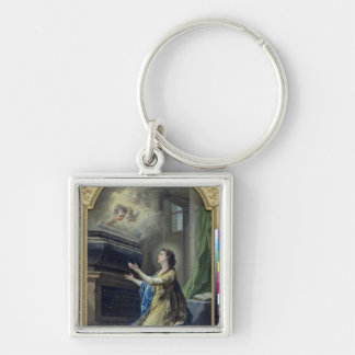 St. Clotilda Key Ring