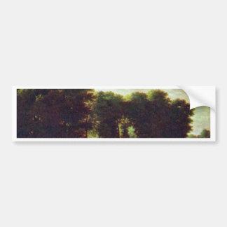 St. Cloud [1]. By Pieter Rudolph Kleijn Car Bumper Sticker