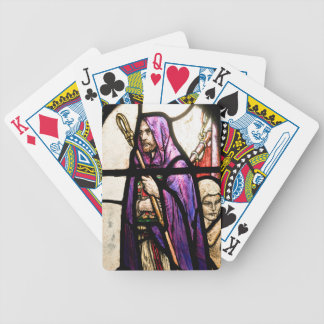 St. Columba Bicycle Playing Cards