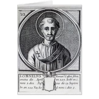 St Cornelius Card
