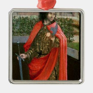 St. Crispin, 16th century Christmas Ornament