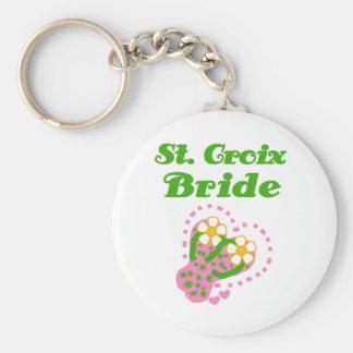 St. Croix Bride Key Chain