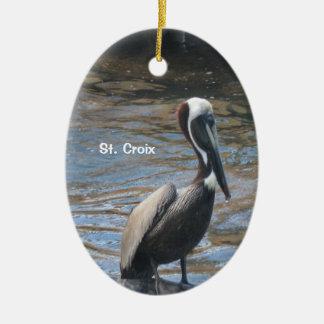 St. Croix Christmas Ornament