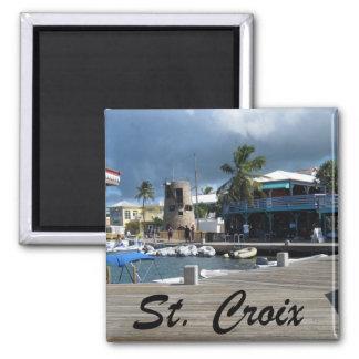 St. Croix Refrigerator Magnets