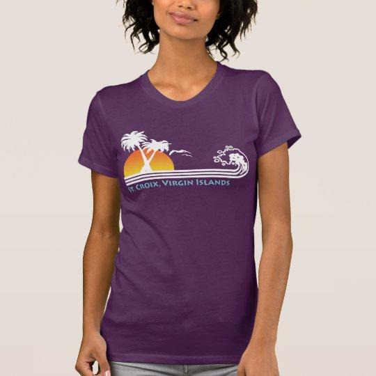 St. Croix Virgin Islands T-Shirt
