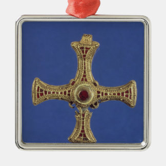 St. Cuthbert's Cross Christmas Ornament