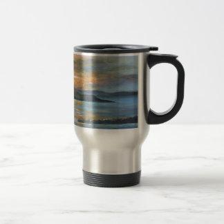 St.Cuthbert's Isle Travel Mug