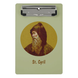St. Cyril the Monk (M 002)