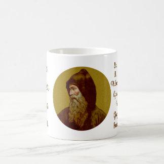 St. Cyril the Monk (M 002) Coffee Mug #1b