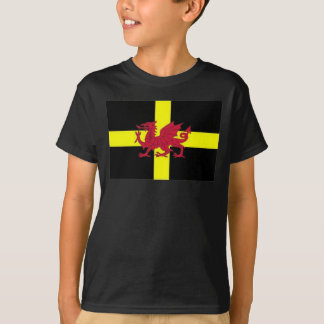 St Davids Day with Dragon T-Shirt