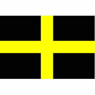 St. David's Flag Wales Welsh Cut Outs