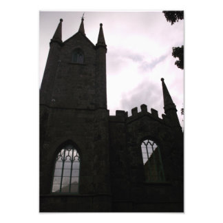 St Day Old Church Cornwall Photograph
