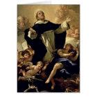 St. Dominic, 1170-1221 Card