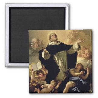 St. Dominic, 1170-1221 Magnet