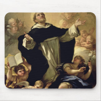 St. Dominic, 1170-1221 Mouse Mat