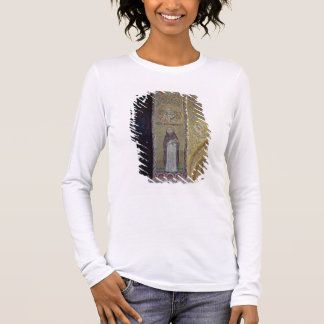 St. Dominic and St. Nicholas, mosaic in the atrium Long Sleeve T-Shirt