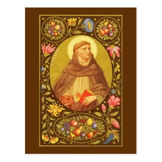 St. Dominic de Guzman (PM 02) Postcard #1