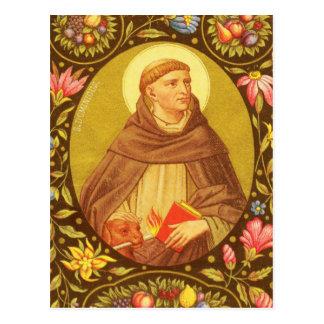 St. Dominic de Guzman (PM 02) Postcard #2