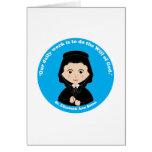 St. Elizabeth Ann Seton Greeting Card