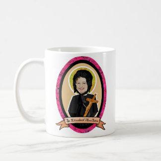 St. Elizabeth Ann Seton icon and quote mug