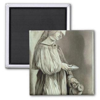 St. Elizabeth of Hungary  1509 Magnet