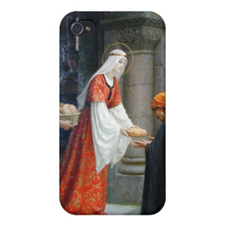 St. Elizabeth of Hungary Feeds the Poor Case For The iPhone 4