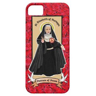 St. Elizabeth Patron of Peace Catholic iphone case iPhone 5 Covers