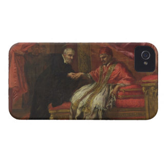 St. Filippo Neri Curing Pope Clemente VIII iPhone 4 Cover