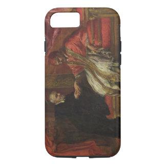 St. Filippo Neri Curing Pope Clemente VIII iPhone 7 Case