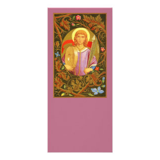 St. Florian of Lorch (PM 03) Custom Blank Rack Card Template