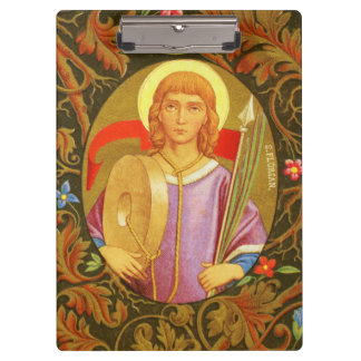St. Florian of Lorch (PM 03) Customizable Clipboards
