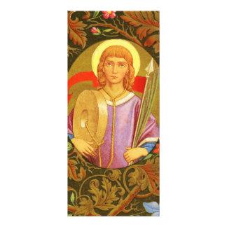 St. Florian of Lorch (PM 03) Customizable Customized Rack Card