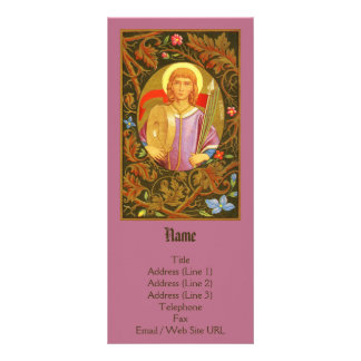 St. Florian of Lorch (PM 03) Customizable Rack Cards