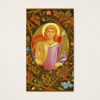 St. Florian of Lorch (PM 03) Full Bleed Business Card