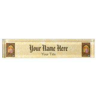 St. Florian of Lorch (PM 03) Nameplates