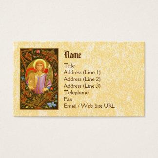 St. Florian of Lorch (PM 03) Standard Business Card