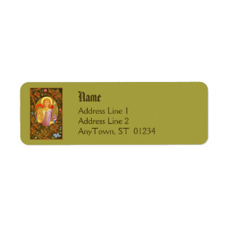 St. Florian (PM 03) NB Return Address Label #1a