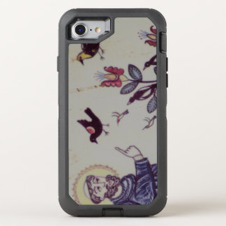 St Frances and the birds OtterBox Defender iPhone 8/7 Case