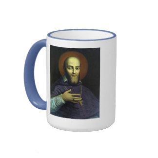 St. Frances de Sales* Coffee Cup Ringer Mug