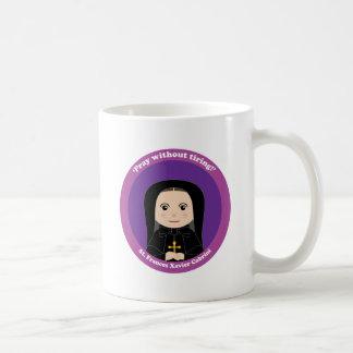 St. Frances Xavier Cabrini Basic White Mug