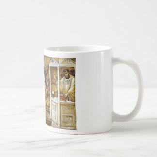 St Francis at the Nativity mug key chain iPhone