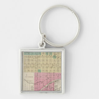 St. Francis City, Kansas Key Ring