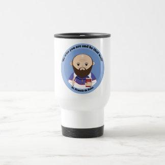 St. Francis de Sales Coffee Mugs