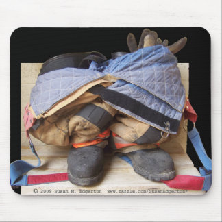 St. Francis Fire Department Mouse Pad