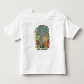 St. Francis Gives his Coat to a Stranger Toddler T-Shirt